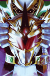 Power Rangers Drakkon New Dawn #2 (Of 3) Montes Foil Variant