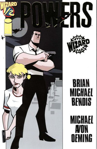 Powers #1/2 Wizard Edition