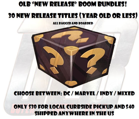 "OLB ""New Release"" 💥BOOM💥 Bundle TO BE SHIPPED"