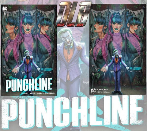 PUNCHLINE SPECIAL #1 RYAN KINCAID EXCLUSIVES
