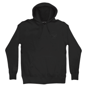 On Earth, and in Heaven Black Hoodie