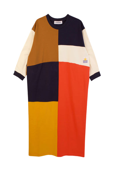 Anders Dress Patchwork