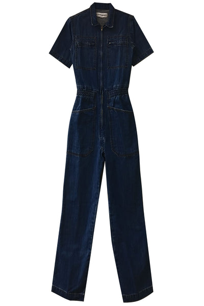 Danny Boilersuit Denim