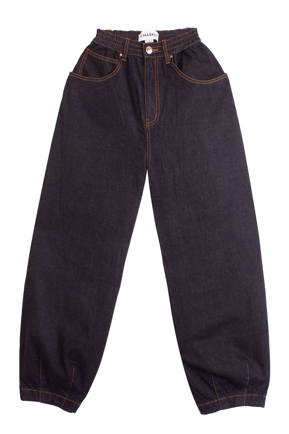 Fergus Jeans Black Denim
