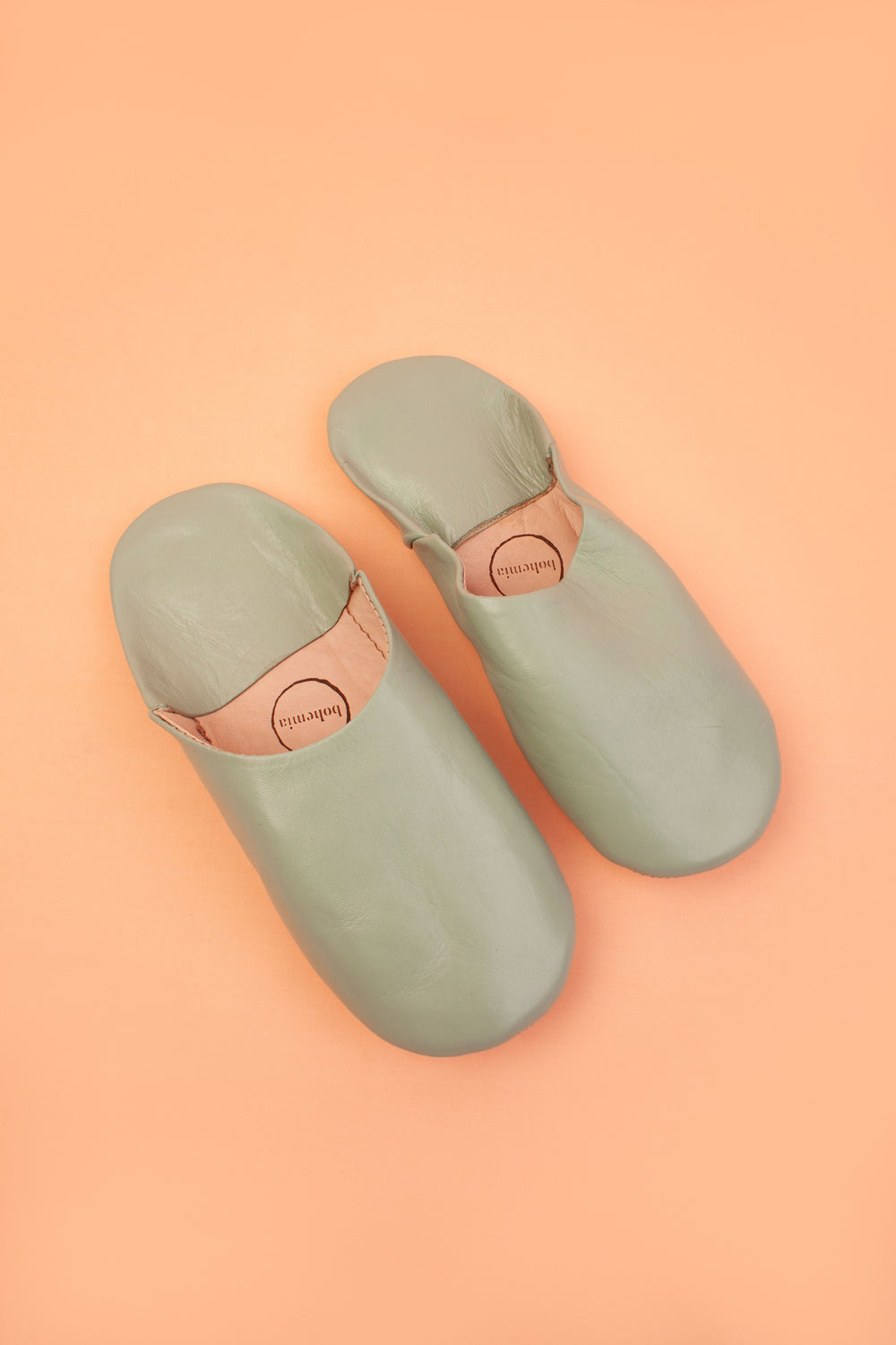 Moroccan Babouche Basic Leather Slipper