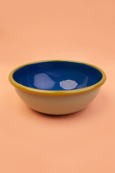 Enamel Bowl Mint
