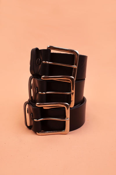 Classic Leather Belt 2