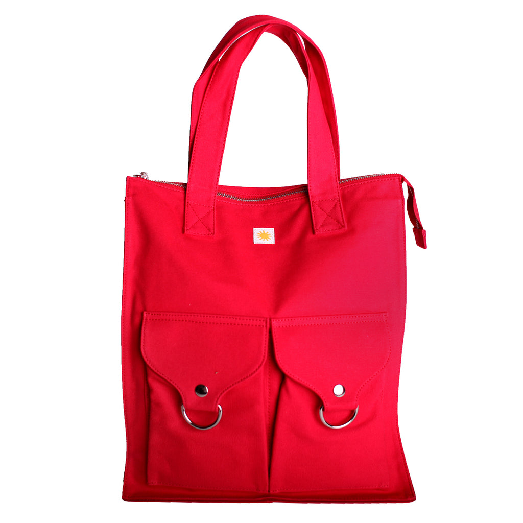 Super Shopper Red