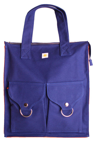 Super Shopper Blue