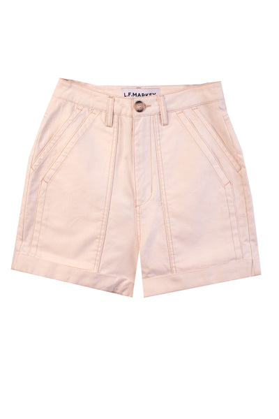 Weston Shorts White