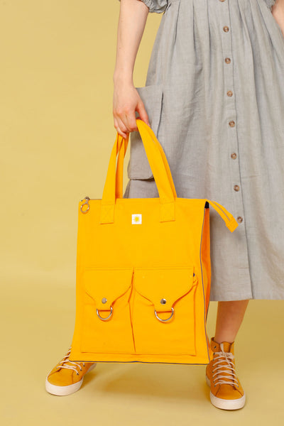 Super Shopper Yellow