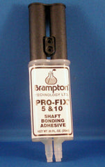 Brampton Pro-Fix 5-10 .85 oz syringe Rapid Cure Epoxy