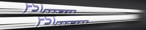 FST Pro Series steepless .370 iron shafts