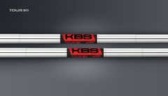 KBS Tour 90 Iron Shafts .370 Parallel Tip
