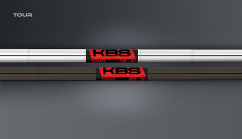 KBS Tour Iron Shafts .355 Taper Tip