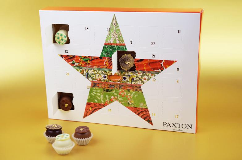 Champagne Truffle Advent Calendar