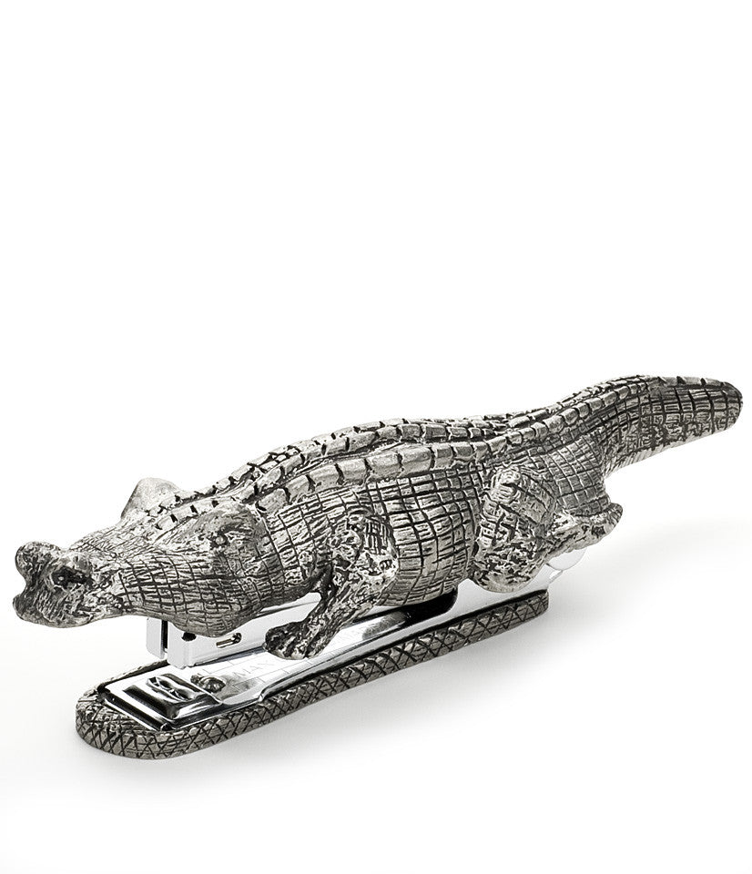Alligator Stapler