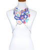 Blooming Patchwork Necklace