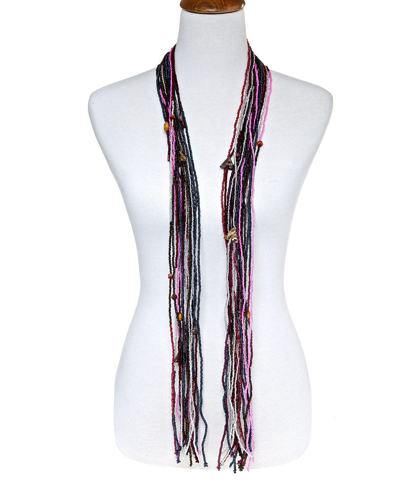 Beaded Scarves