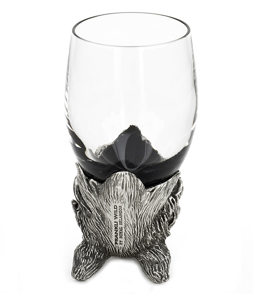 Timber Wolf Port Glass