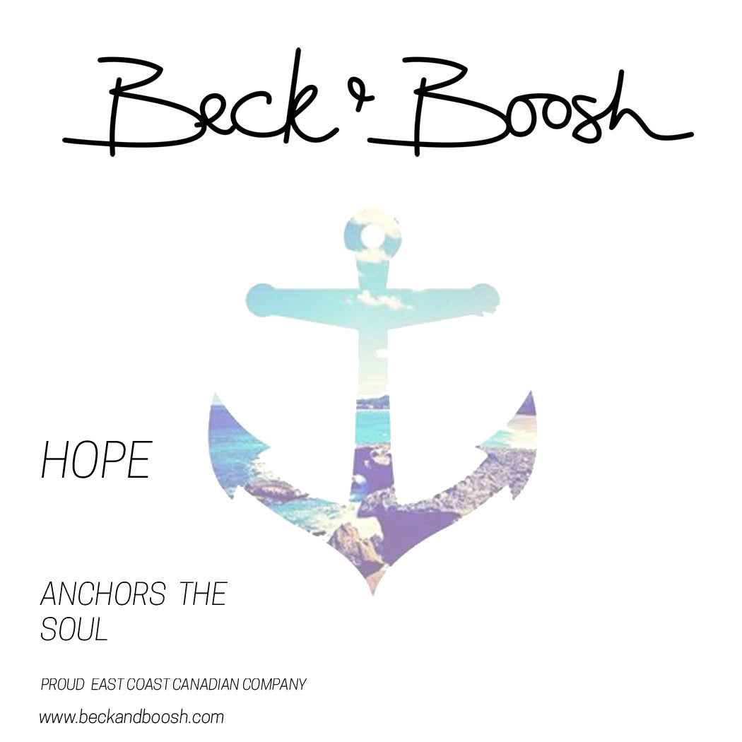 ANCHOR OF HOPE CARD