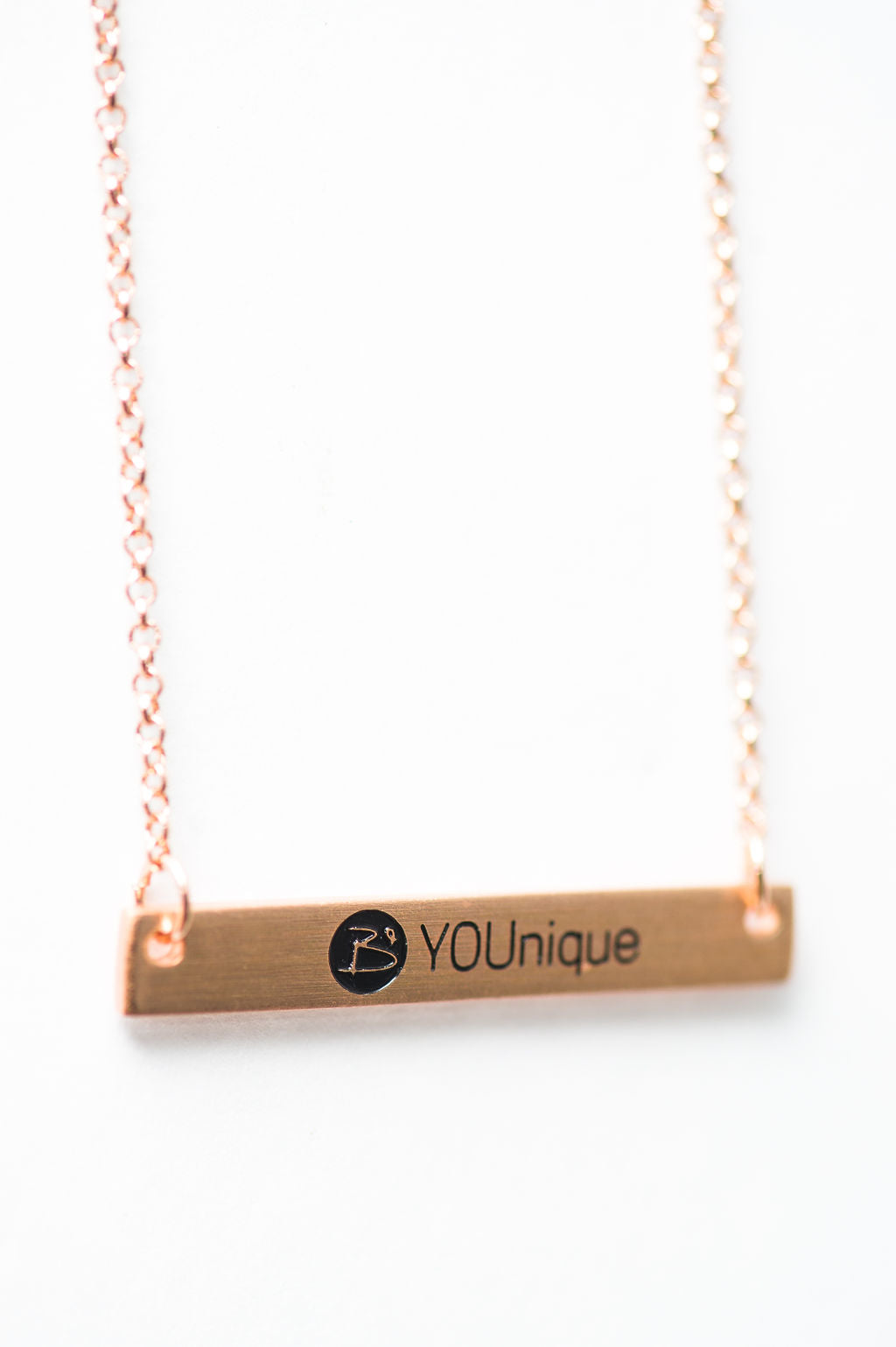 BE YOUNIQUE NECKLACE