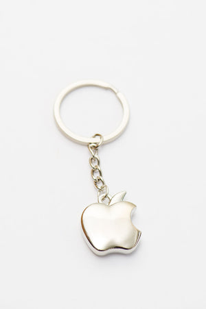 APPLE BITE KEYCHAIN