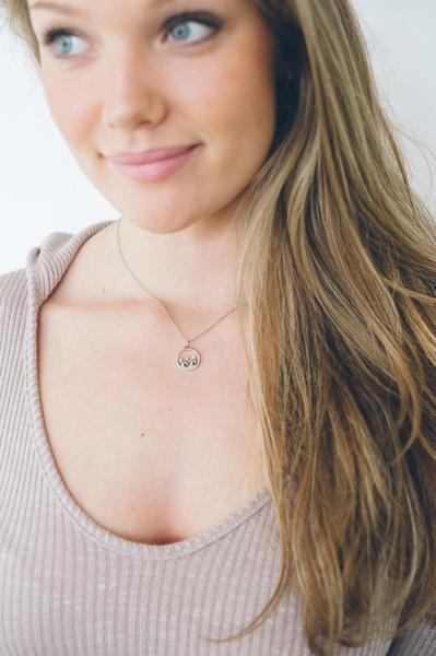 HORIZON WAVE NECKLACE
