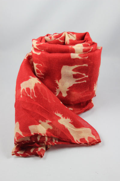 THE CANADIAN SCARF  *4 color options