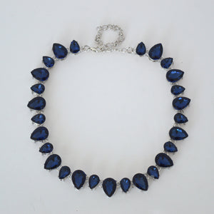 STATEMENT TEARDROP NECKLACE