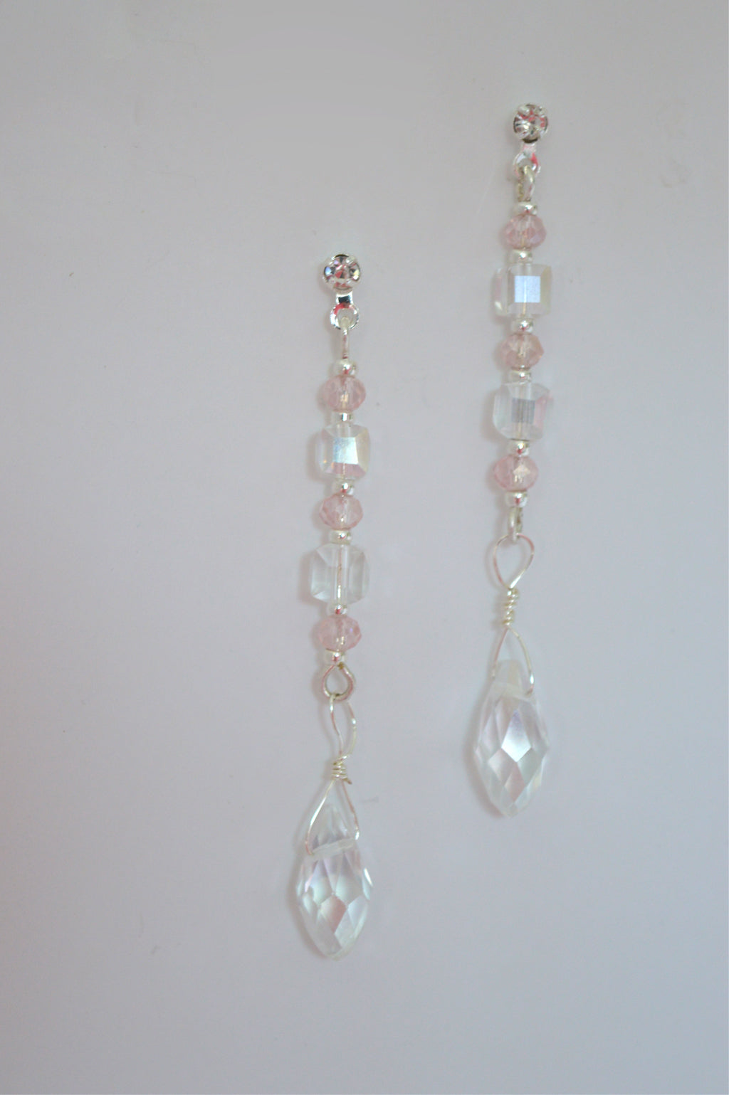 ROBYN BEADED DANGLES