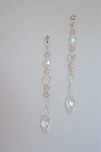 MAISIE BEADED DANGLES