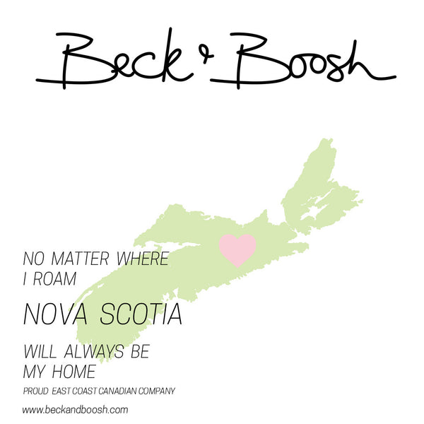 NOVA SCOTIA CARD