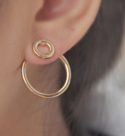 Gia Ear Jacket