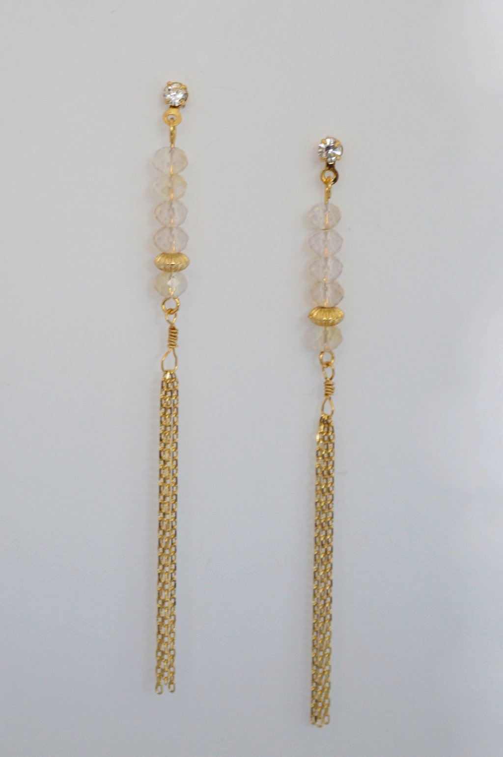 SOPHIE BEADED EARRINGS
