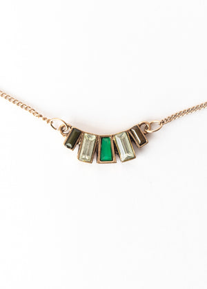 SWORN STATEMENT NECKLACE