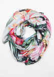 TROPICAL LIGHT SCARF