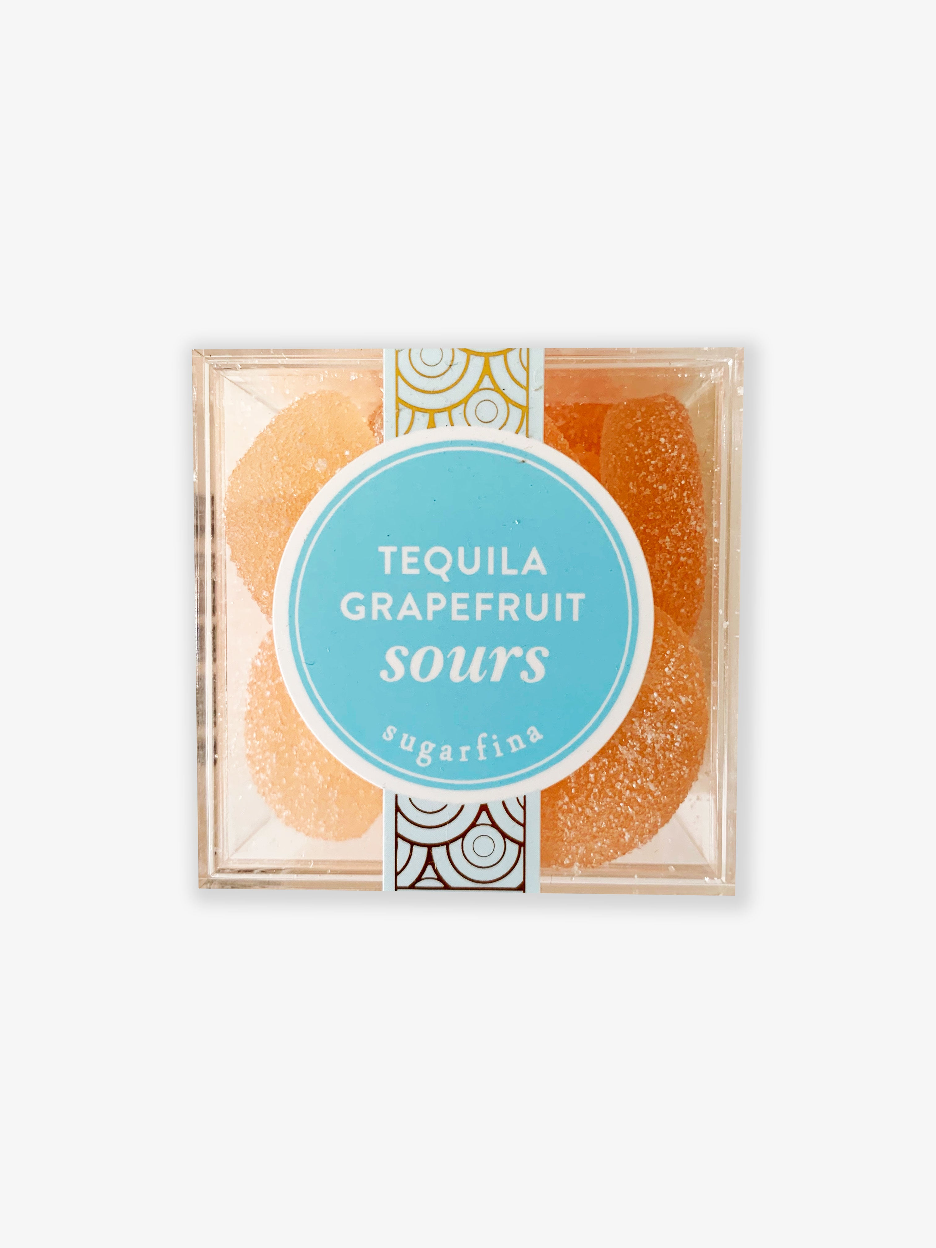 Tequila Grapefruit Sours