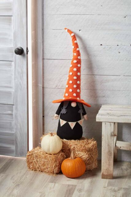 XL Halloween Gnome Witch