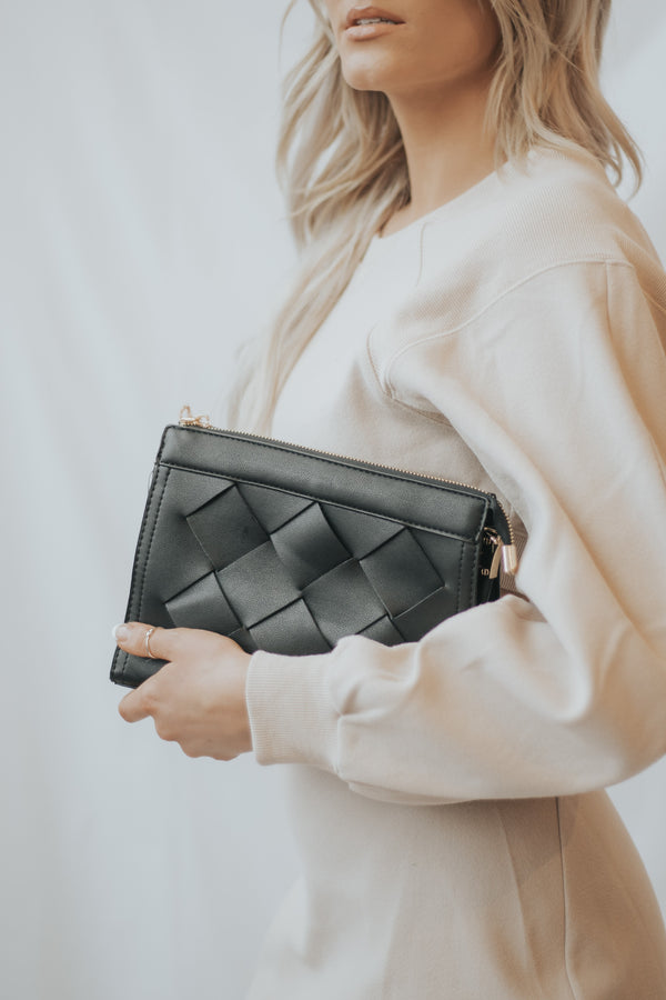 Diego Shoulder Bag / Clutch