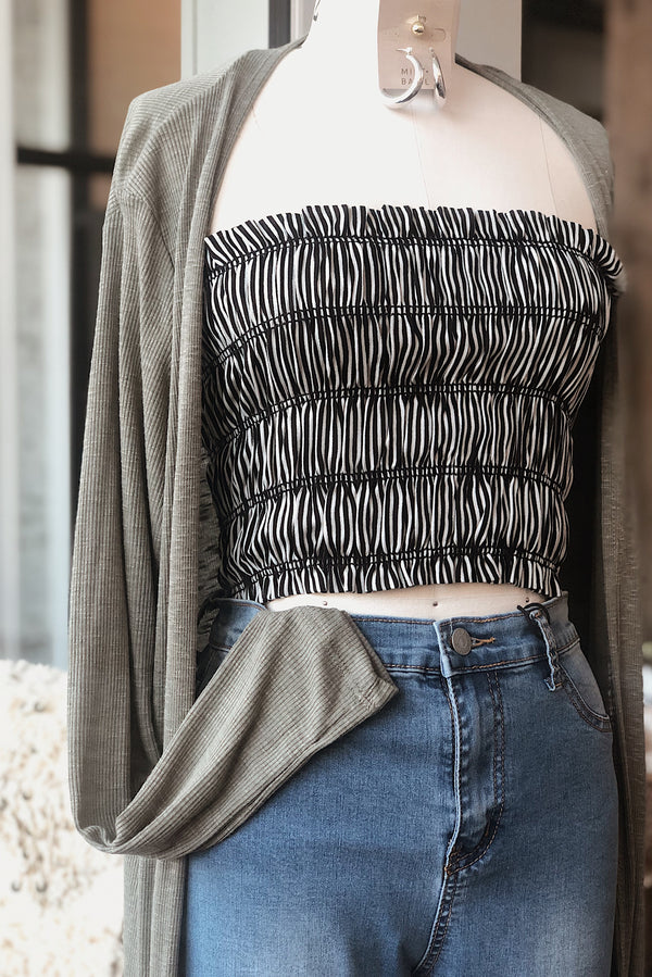 Ziggy Crop Top