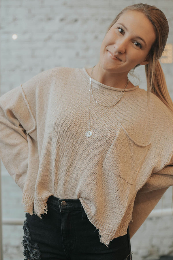 Joseph Sweater - 2 colors!