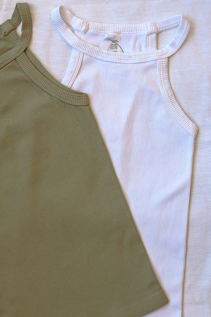 Orion Basic Highneck Top