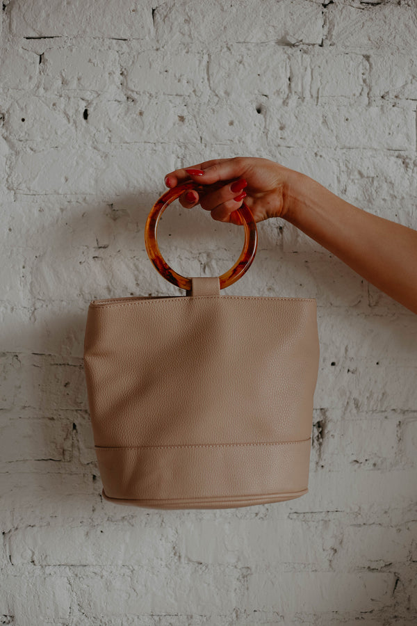 Zoey Bucket Bag - multiple colors available