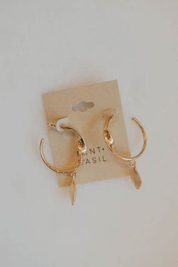 Sharp Shooter Earrings