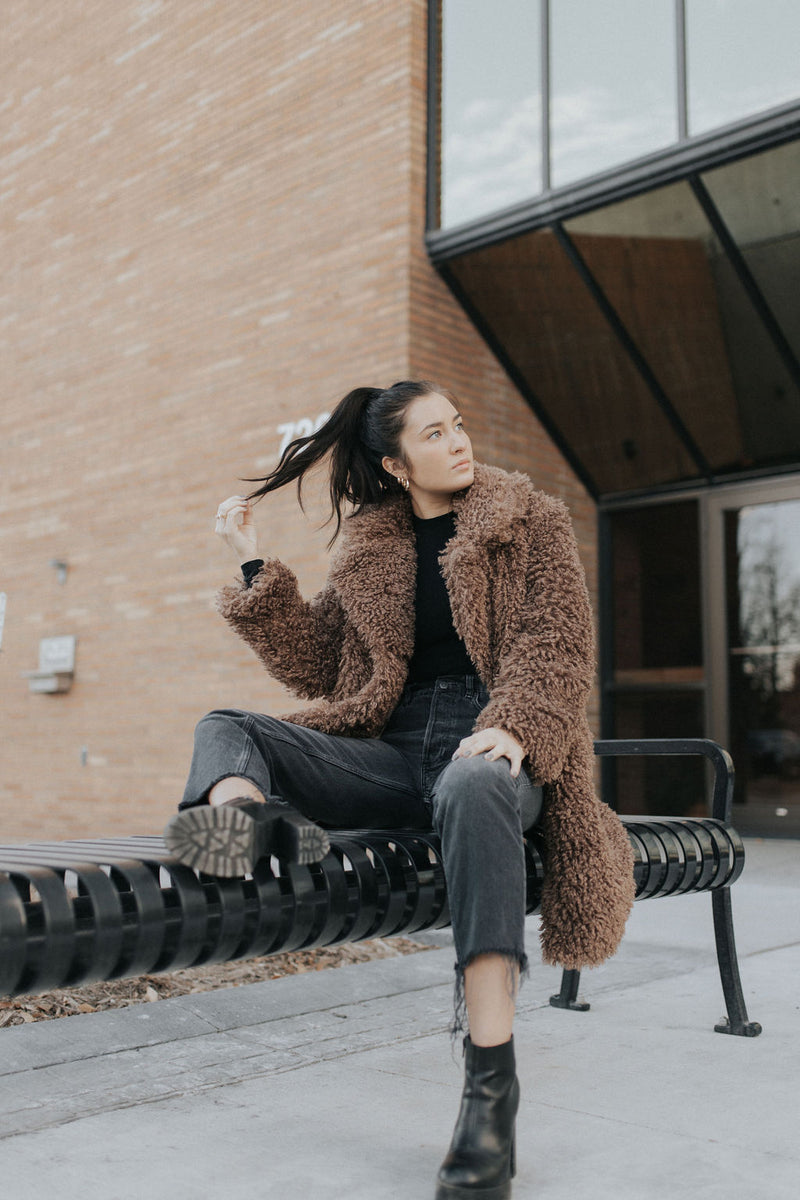 Yorker Shearling Coat