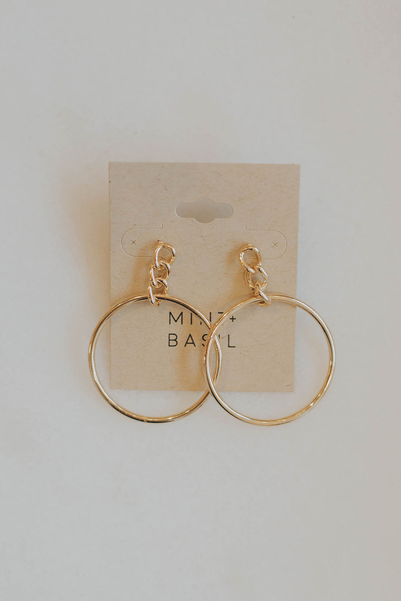 Chain Of Fools Earrings