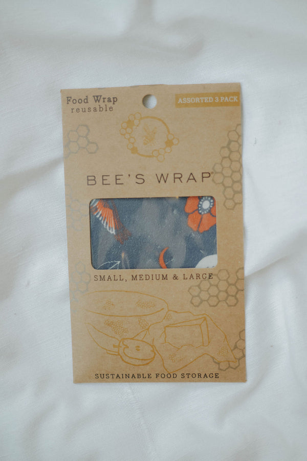 Bee's Wrap Small, Medium, Large  Set