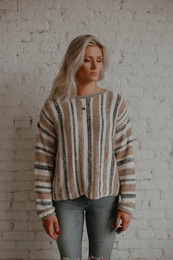 River Sweater (O+P)