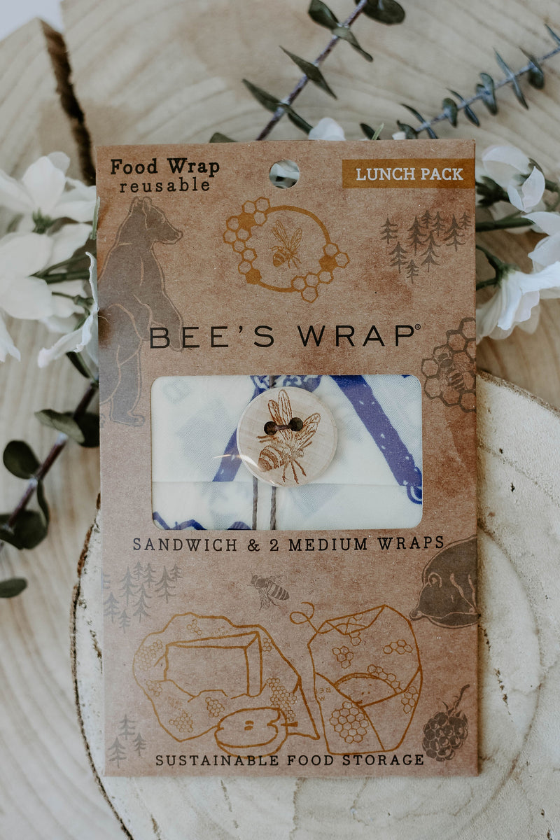 Bee's Wrap Lunch Pack
